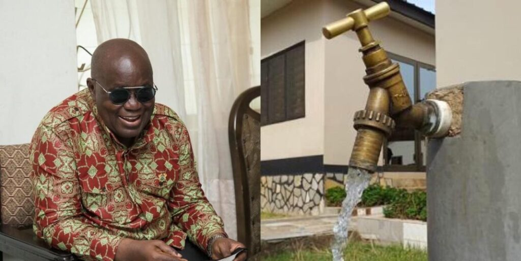Government's free water policy extended to end of year 2020 » NobAfrica