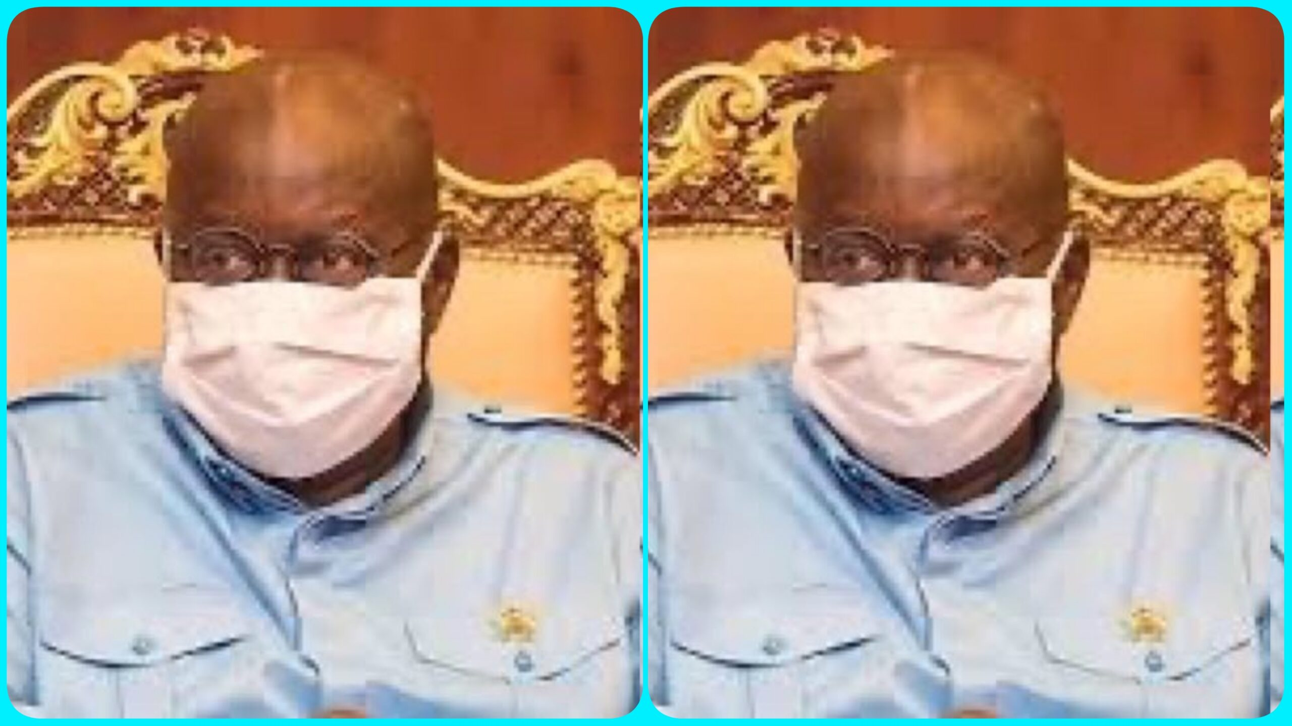 President Nana Addo says it is compulsory to wear nose mask for the next 3 months else you could be sentenced to 10 years in prison » NobAfrica