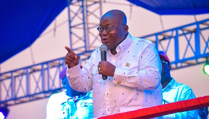 Desperate Mahama wants to return to power to continue mismanaging the economy – Akufo-Addo » NobAfrica