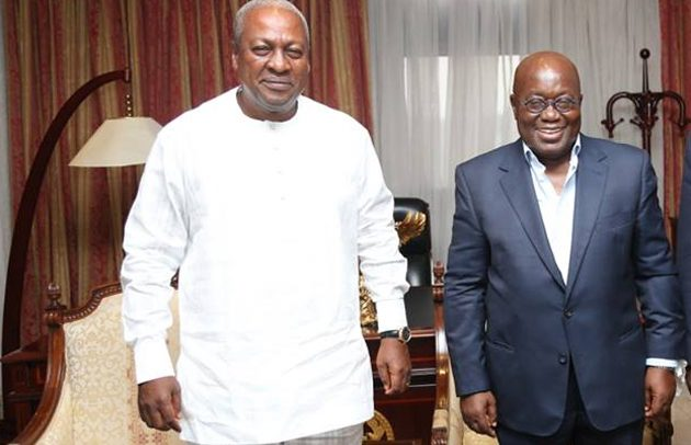 American research firm predicts that Nana Addo will win December polls » NobAfrica
