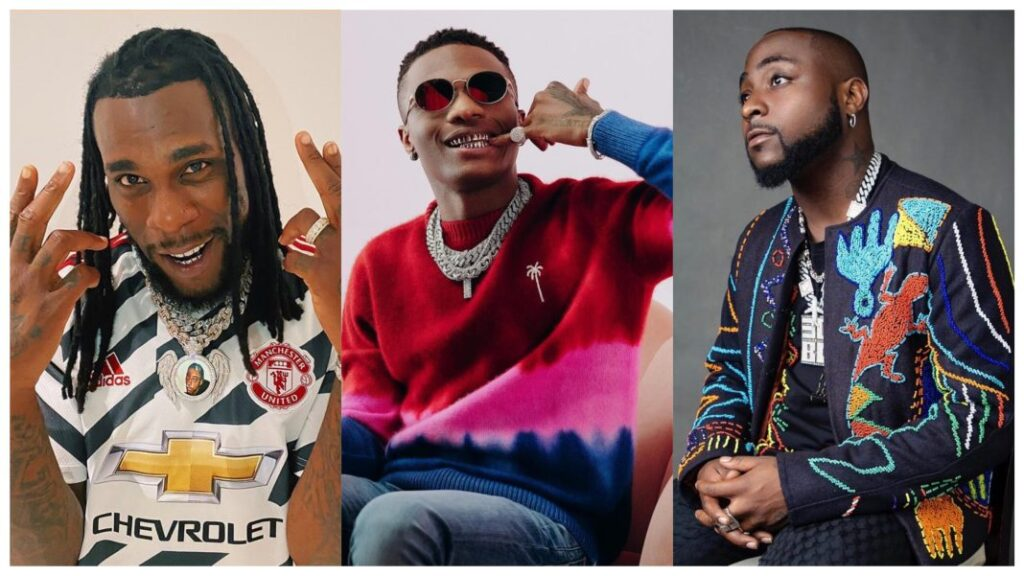Nigerians Wickedly Troll Davido After Burna Boy and Wizkid Grabs Grammy Nominations. | NobAfrica