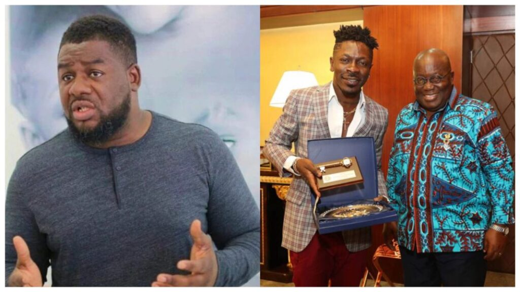Shatta Wale reveals why Bulldog has been Attacking Akufo-Addo. » NobAfrica