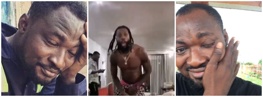 """Video: """"Wo Gyimie Nu"""" – Adebayor Indirectly Fires Funny Face's Social Media Rants » NobAfrica"""