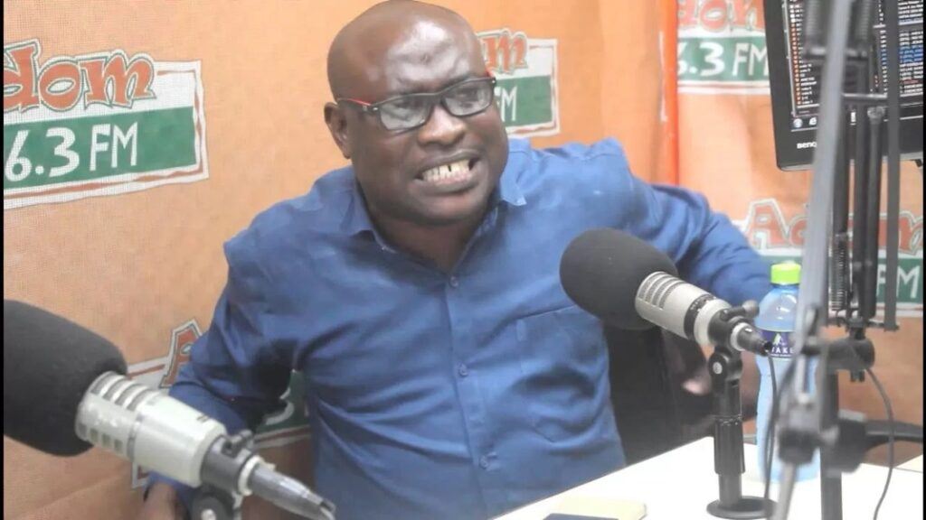 """""""I'll quit politics if Akufo-Addo wins 2020 elections"""" NDC's Kwaku Boahen vows 