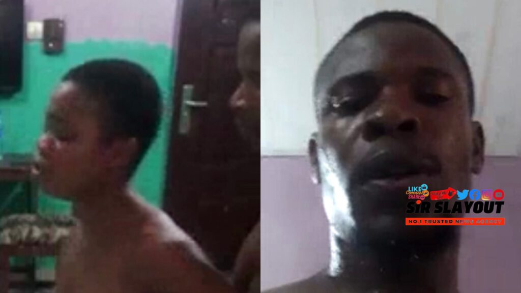 SHS Student and Her Sir's Yawa Video Trending Fast On Social Media Now(+Video) » NobAfrica