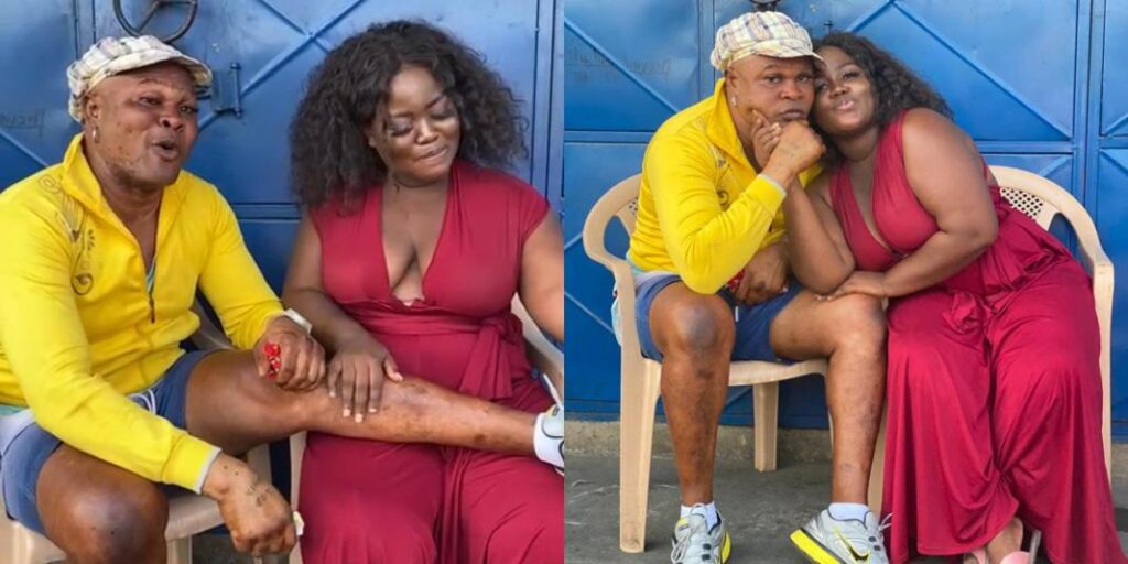 """""""Patapaa if you don't love her, me I do"""" Bukom Banku takes over Queen Peezy  Watch Video   NobAfrica"""